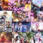 【ラスバレ】GOGOリリィ(仮)イベントのメモリアはこれらか?